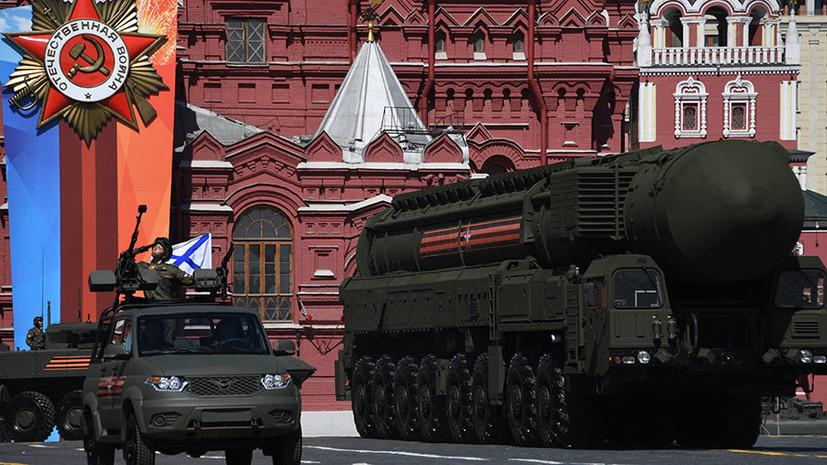Молдавский телеканал оштрафовали за показ парада Победы в Москве