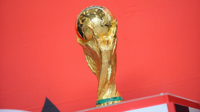 Аргентина, Уругвай и Парагвай представят в Москве совместную заявку на проведение ЧМ-2030 по футболу