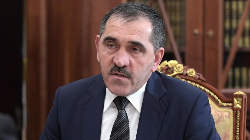 Евкуров: ликвидированные в Ингушетии боевики готовили теракт накануне Ураза-байрама