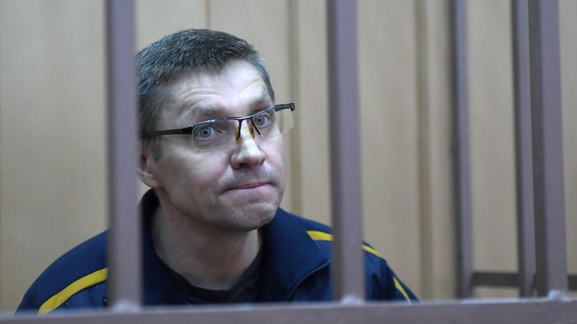 Топ-менеджер «Роснано» Горьков повторно арестован