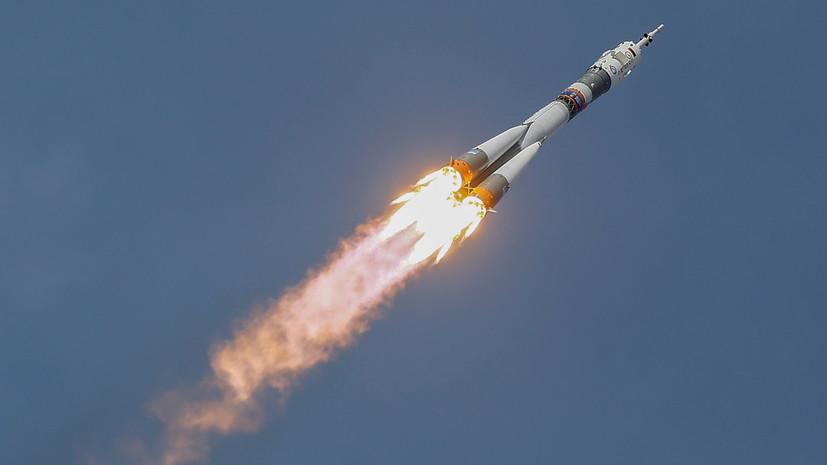 Корабль «Союз МС-09» завершил стыковку с МКС