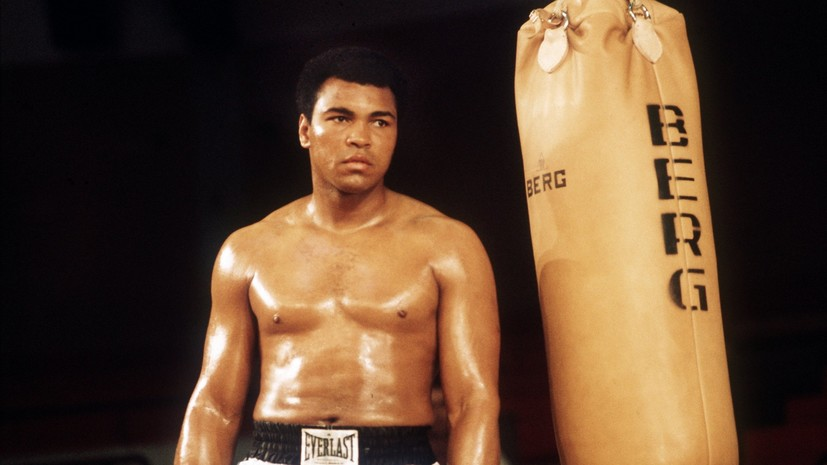 Трамп предложил помиловать боксера Мохаммеда Али, нозачто?
