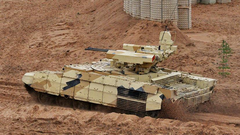 «Терминатор» третьего поколения: как Россия модернизирует боевую машину поддержки танков