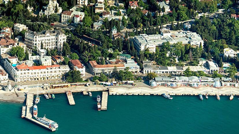 В Венеции прокомментировали заявление о готовности обсуждать статус Крыма