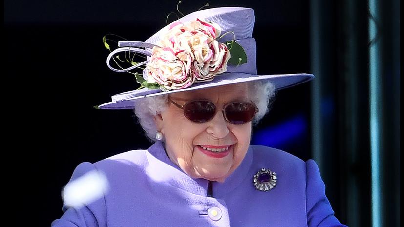 Елизавета II успешно перенесла операцию