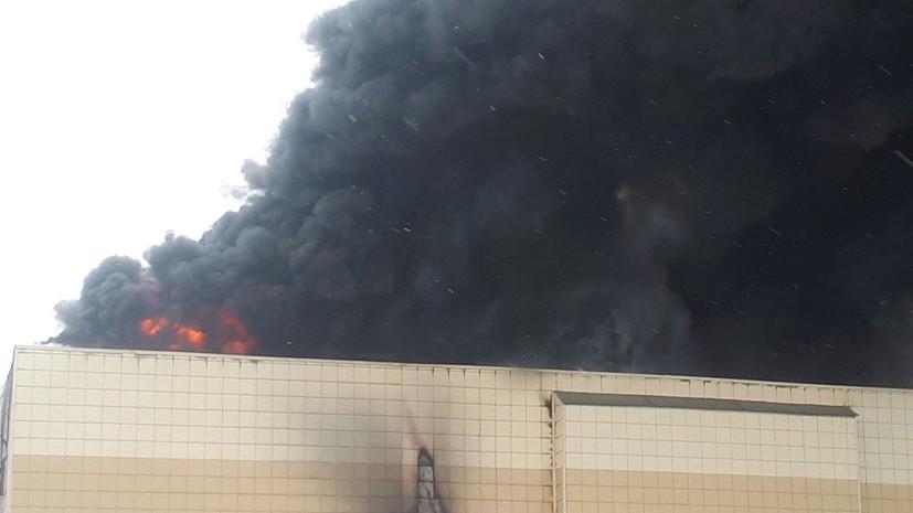 Суд оставил под арестом ещё одного фигуранта дела о пожаре в ТЦ Кемерова