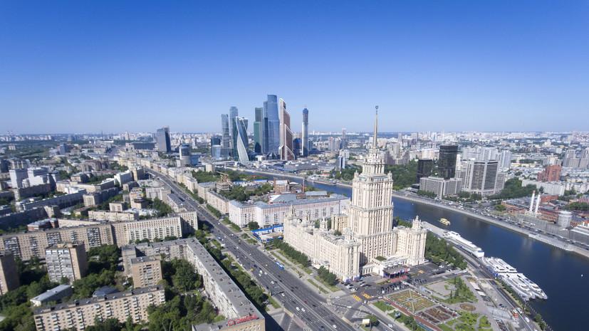 В Гидрометцентре рассказали о погоде в Москве на следующей неделе