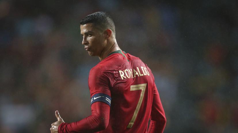 Моуринью: Португалия пробьётся в 1/4 финала чемпионата мира по футболу
