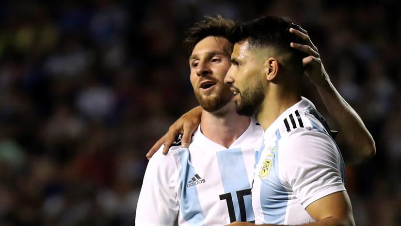 Моуринью: Аргентина выйдет в 1/4 финала ЧМ-2018
