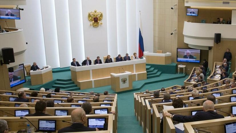 В Совфеде оценили проект резолюции о признании голодомора геноцидом украинского народа