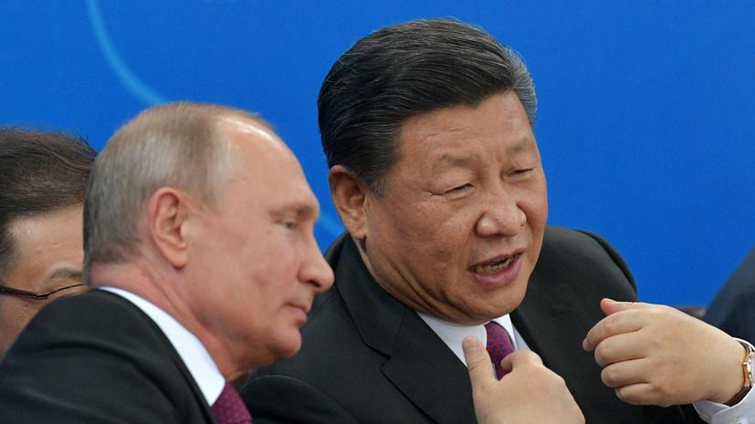 Си Цзиньпин подарил Путину древнюю китайскую арфу и глиняную статуэтку