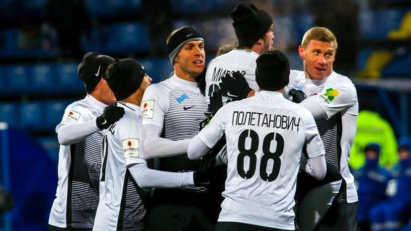 В Ленинградской области создадут новый футбольный клуб вместо «Тосно»