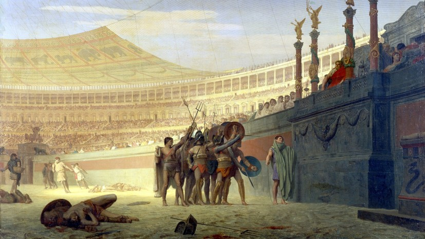 Тест RT: страх и ненависть в Древнем Риме