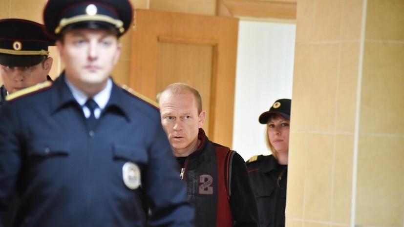 Суд арестовал на два месяца подозреваемого в нападении с ножом на ребёнка в Москве
