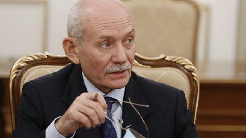 Хамитов назвал Башкирию лидером по индексу деловой активности