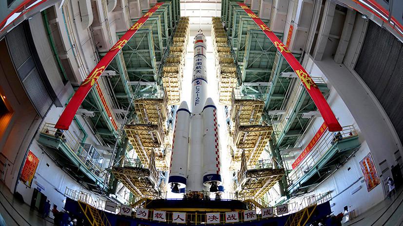 Поднебесный корабль: сможет ли Китай создать многомодульную космическую станцию