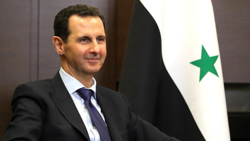 Асад назвал участие «Белых касок» в «химатаке» в Сирии пиар-ходом Британии