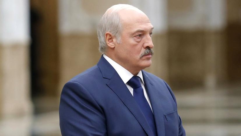 Лукашенко заявил о безоговорочной взаимной поддержке между Белоруссией и Китаем