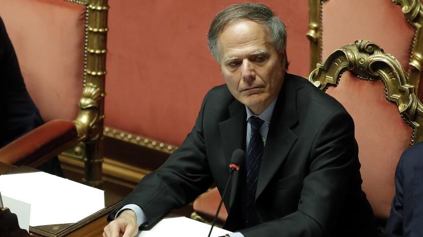 Италия иНАТО сообщили  о значимости  разговора  сРоссией