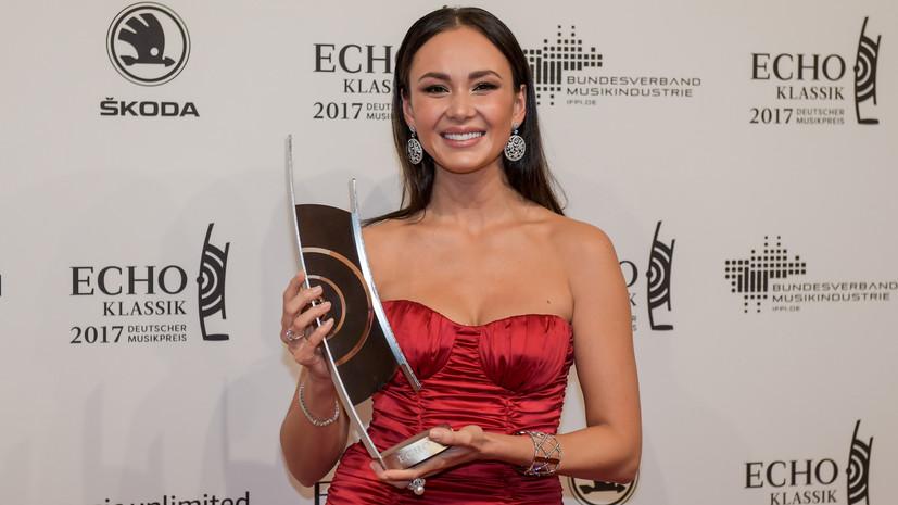 Оперная певица Гарифуллина поделилась ожиданиями от выступления на церемонии открытия ЧМ-2018