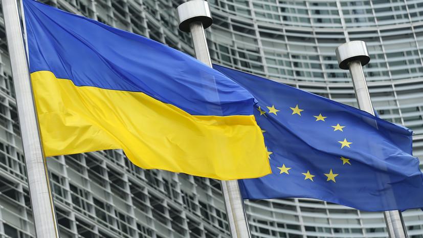 Более полумиллиона граждан Украины воспользовались за год безвизовым режимом с ЕС