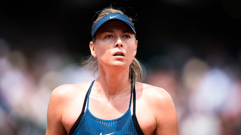 Шарапова поднялась на семь позиций в рейтинге WTA