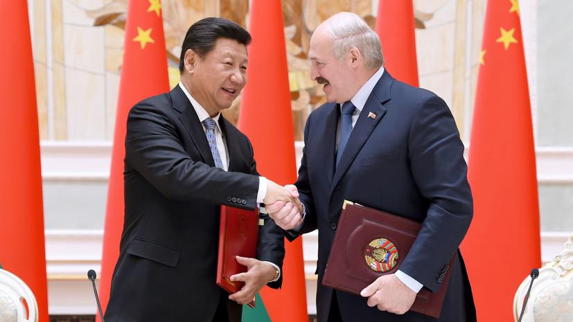 В Белоруссии назвали сроки введения безвизового режима с Китаем