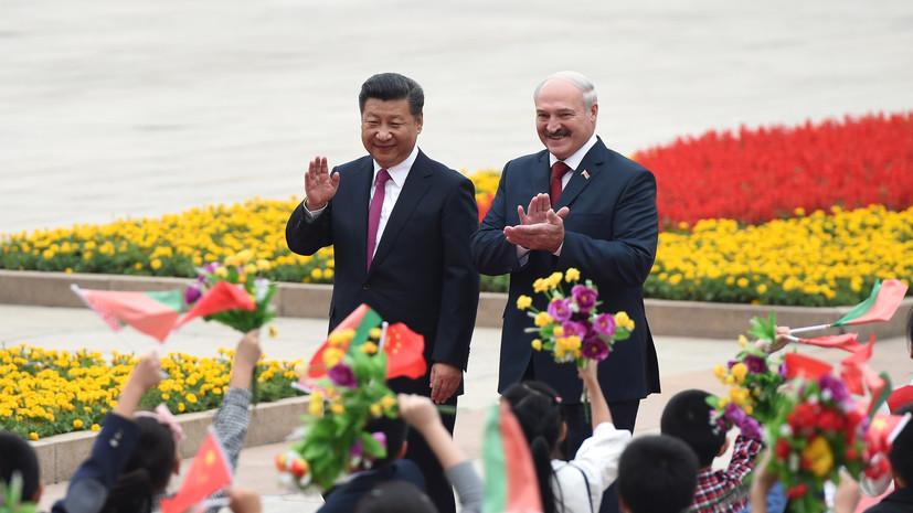 Электромобили, безвиз и кредиты: как растёт «вес» Китая в Белоруссии