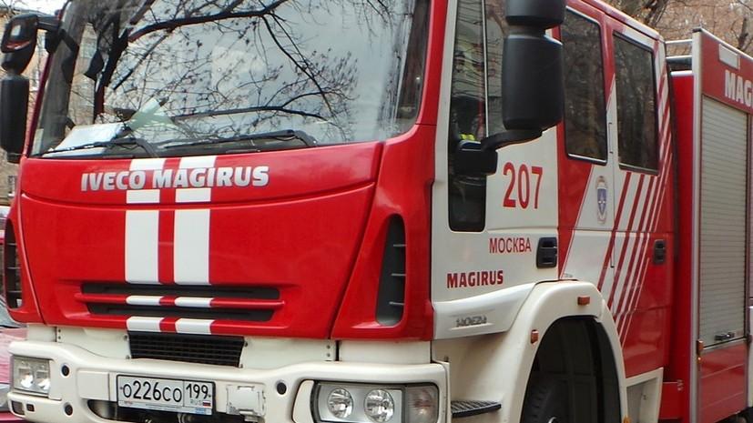 Источник сообщил о взрыве газа в жилом доме в Москве