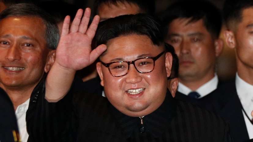 Ким Чен Ын покинет отель для ночной экскурсии по Сингапуру