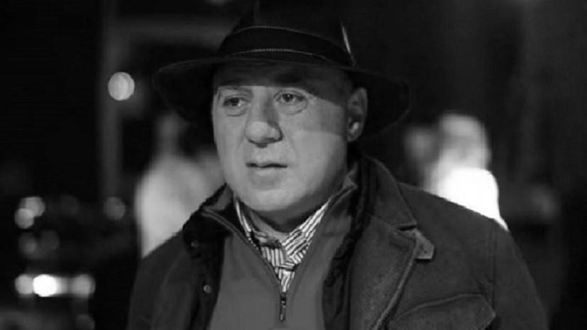 В Тбилиси скончался актёр и певец Гио Хуцишвили