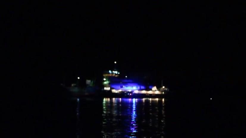 На борту столкнувшихся на Волге судов находились 28 человек