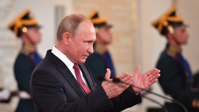 Путин о будущем России: всё будет хорошо