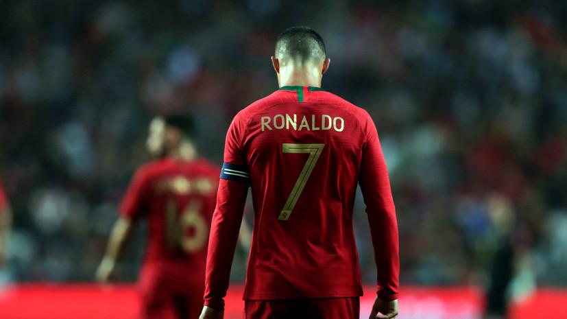 Моуринью считает, что Португалия и Аргентина выйдут в полуфинал ЧМ-2018 по футболу