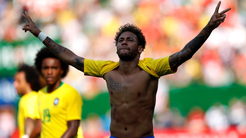 Моуринью предсказал Бразилии и Германии выход в 1/2 финала ЧМ-2018 по футболу