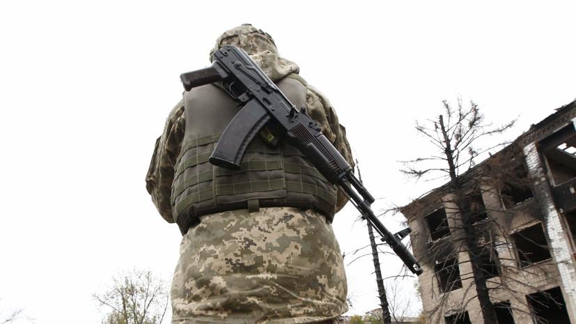 В ЛНР сообщили о прибытии спецназа ВСУ и военной техники к линии соприкосновения