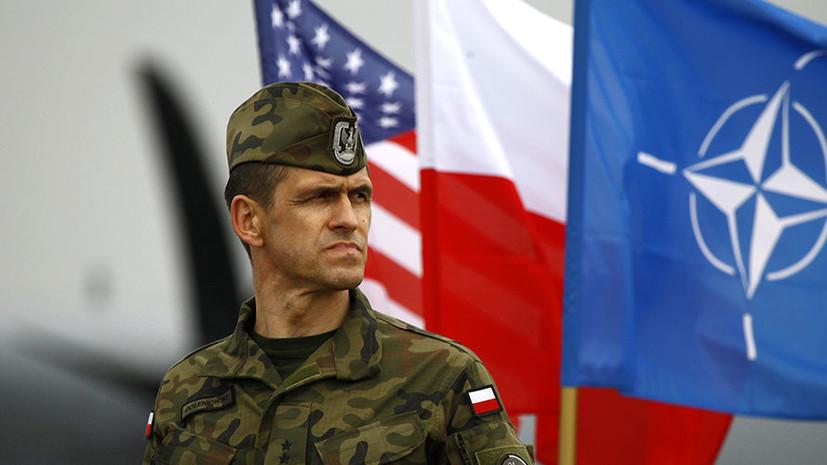 В Польше отметили значимость военных баз США для безопасности страны