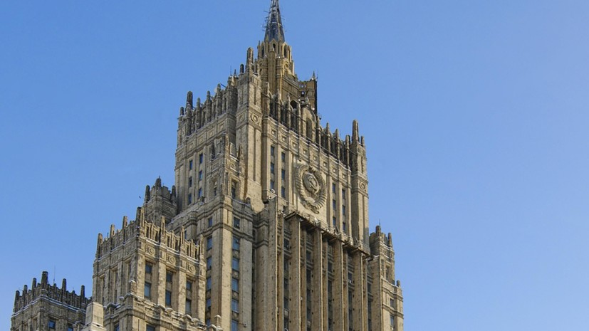 В МИД заявили, что Россия будет учитывать планы НАТО на восточном направлении