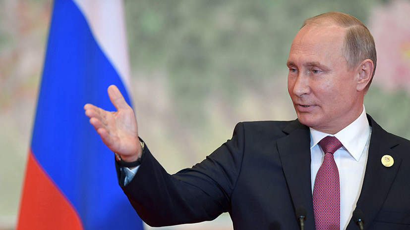 Путин проведёт встречу с главой парламента КНДР