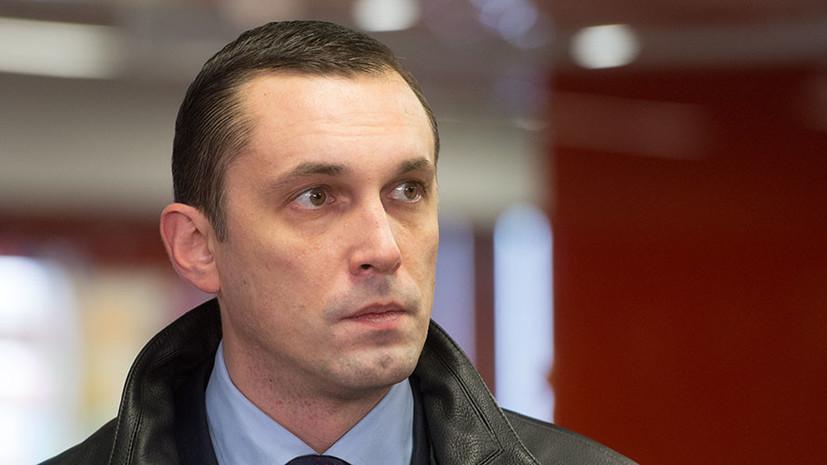 Криворучко назначен замминистра обороны России