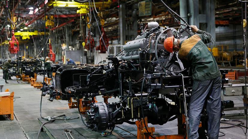 В Укравтопроме заявили о падении объёмов производства автотранспортных средств в стране