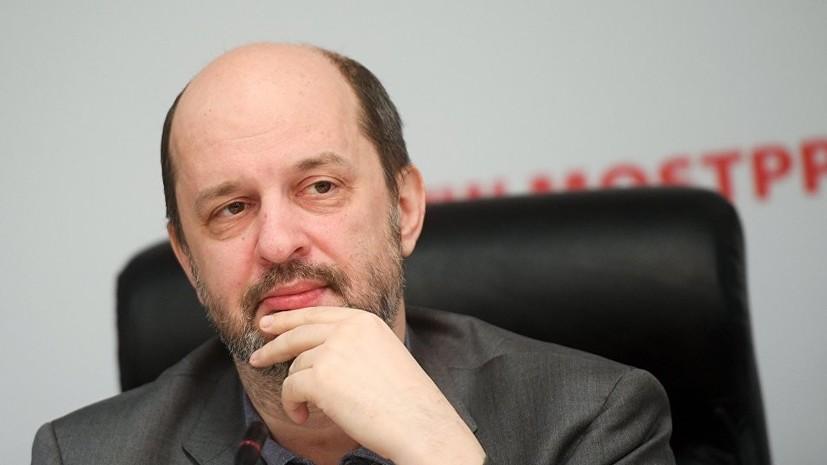 Клименко освобождён от должности советника президента по вопросам развития интернета