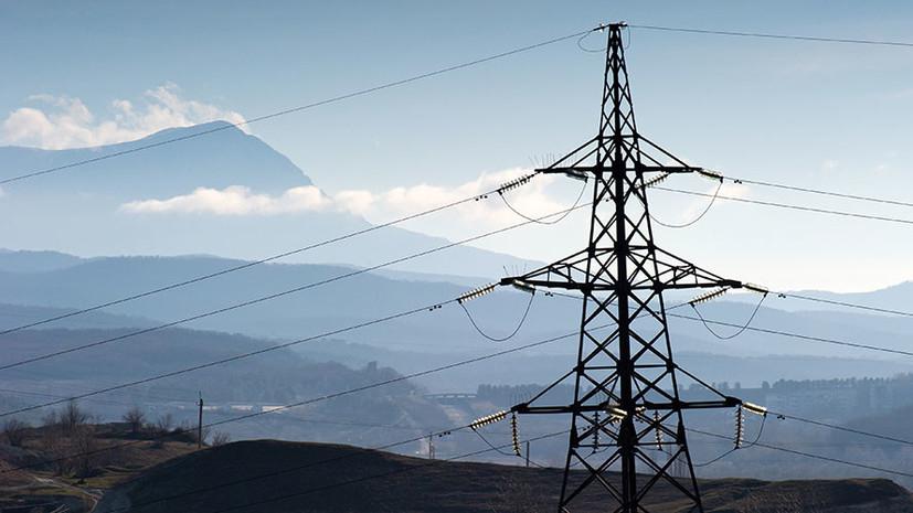 Министр топлива и энергетики Крыма рассказал о сроках восстановления энергоснабжения полуострова