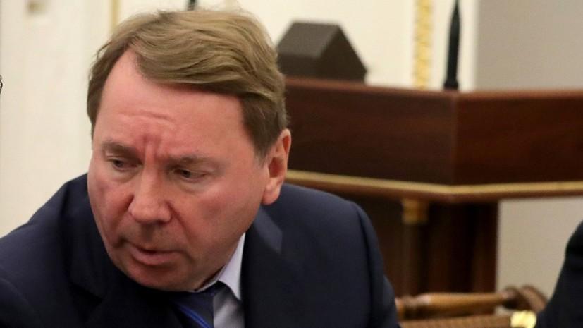 Кожин и Школов сняты с постов помощников президента России