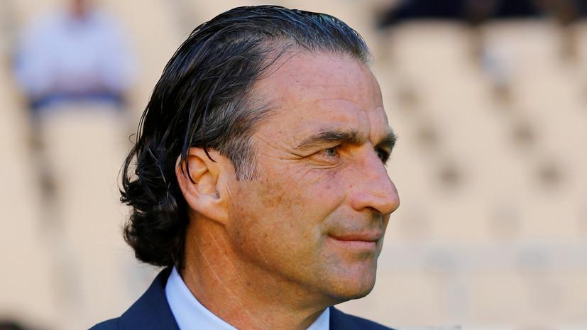 Пицци прокомментировал отставку Лопетеги с поста главного тренера сборной Испании