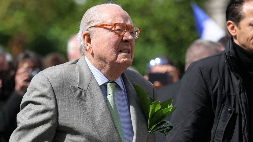 Жан-Мари Ле Пен госпитализирован