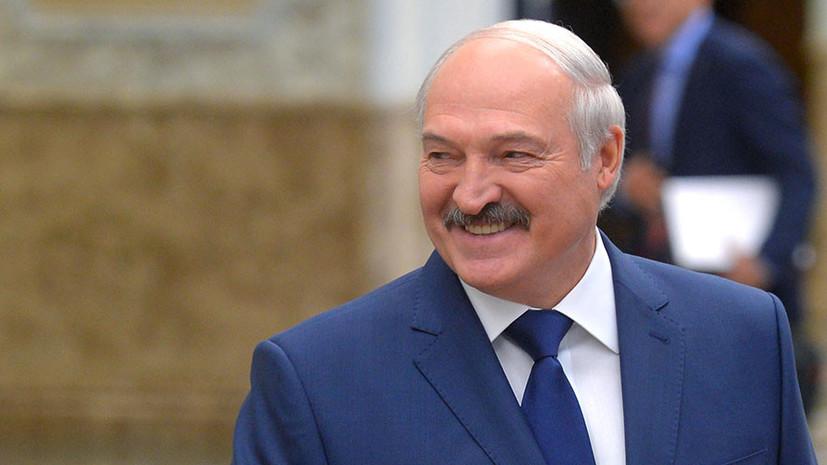 Лукашенко намерен посетить церемонию открытия ЧМ-2018