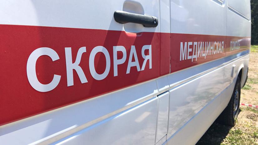 СМИ: Два человека погибли и 17 пострадали в результате ДТП с маршруткой в Дагестане