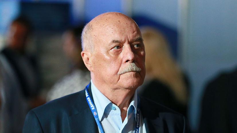 В комитете Госдумы по культуре выразили соболезнования в связи со смертью Говорухина