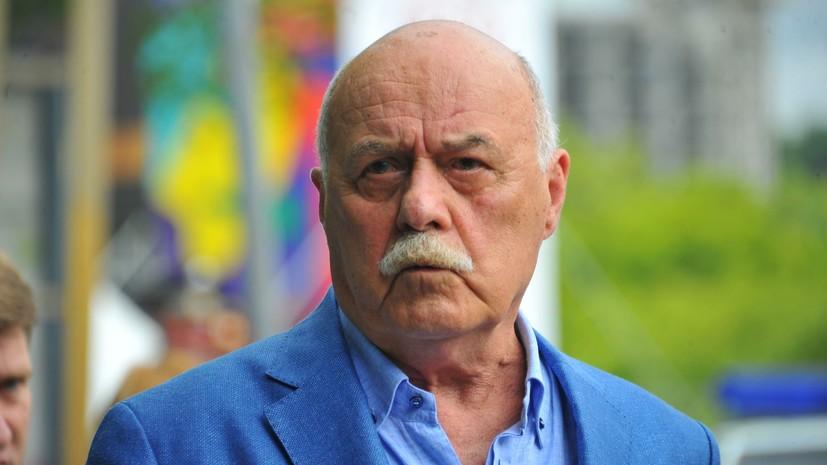 Меньшов выразил соболезнования семье Говорухина